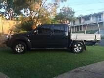 2006 Nissan Navara Ute Rochedale South Brisbane South East Preview