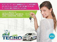 TECNOCONDUITE (514)376 2222