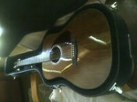 Fender Acoustic Mahogany CD-140S with case