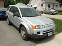 2003 Saturn VUE  SUV, Crossover -Excellent Condition - Reduced
