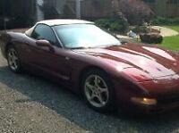 2003 50th  Anniversry Edition Corvette Convertible