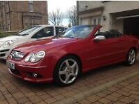 A one Off Mercedes Benz CLK AMG (Boxter or Z4 3.0 Swap)