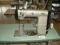 PFAFF SEWING MACHINES FOR LIGHT TO HEAVY DUTY WORK