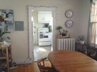 Sunny, Spacious, 1 bedroom avail. May 1st- Sept 1st,196 James St