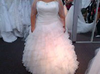 Beautiful Callista Wedding Dress - Make an offer