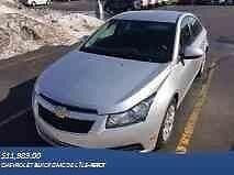 2014 Chevrolet Cruze LT TURBO, BLUETOOTH, USB, OUVERT 7 JOURS