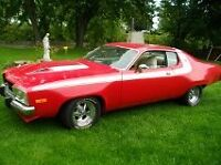 plymouth road runner 1974