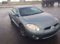2008 Mitsubishi Eclipse GT Coupe V6 6speed - Reduced! $10,500.00
