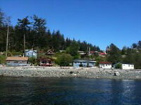 Ocean Front - Northern Gulf Islands
