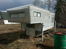 1979 Camper for sale Prince George British Columbia image 5
