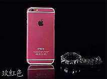 iPHONE 5/5s 6/6PLUS APPLE LOGO 2PCS SLIDER CASES WITH GIFT PACK
