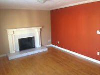 3 Bedroom Duplex, heat and lights included, available now