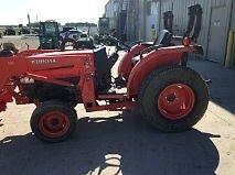2006 Kubota L3430 Compact Tractor