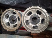 CHEVIOT 13 X 7 ALLOY MAGS  X 4, SUIT VW TYPE 3, 4 X 130 PCD Castle Hill The Hills District Preview