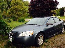 2006 Pontiac G6 - needs work