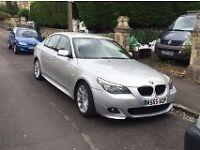 BMW 520D M SPORT 2008