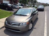 2008 Honda Civic DX-G Berline, Automatique
