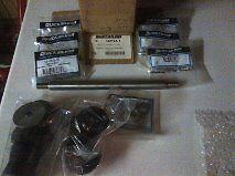 mercrusier alpha1 pivot pin assembly- rear 17--1487241