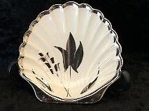 Dish - Lancaster Sandland Silver Luster Ware Art Deco Cambridge Kitchener Area image 1