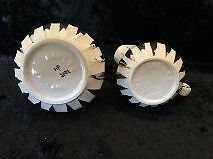 Rare Vintage Sadler ware cream and sugar set Cambridge Kitchener Area image 3