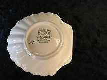 Dish - Lancaster Sandland Silver Luster Ware Art Deco Cambridge Kitchener Area image 2