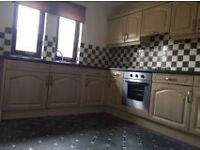 Modern 2 bedroom unfurnished flat available to rent in central location in Buckie