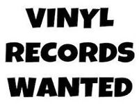Vinyl Records Singles & Albums Wanted