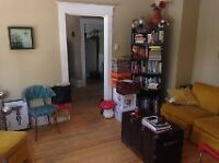 1 bedroom apprt for rent month to month