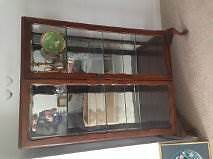 Queen Ann China Display cabinet Southport Gold Coast City Preview