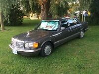Mercedes Benz 560 SEL  1990 for sale