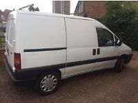 Peugeot expert van 900 HDi, 2004, New clutch fitted Similar to Fiat Scudo, Citroen dispatch, transit