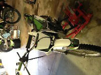 2007 klx 110 for sale