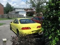 JDM TYPE R ACURA INTEGRA RSX TAIL CONVERSION 1 OF 1