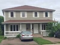 Great Side by side Duplex for rent - Available Sept.1/15