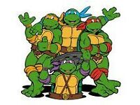 Teenage Mutant Turtles Wanted
