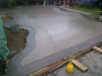 Services - Concrete / Foundation Water Proofing