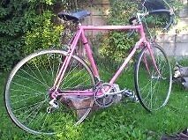 GENUINE VINTAGE CLASSIC BOB JACKSON CYCLE BICYCLE exc. condition worth 600+ will take 260 pounds