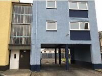 1 And 2 Bedroom Flats with Garages , now available Mansfield Road, Hawick.