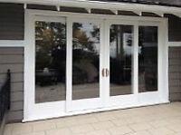 Super glass door deal