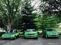 Green AutoSound