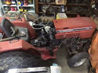 Internatioal  254 yard tractor for parts