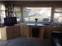 caravan to let at southview leisure park skegness,rated 5 stars ,sleeps 6
