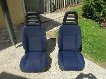 Iveco Daily Front seats Miranda Sutherland Area Preview