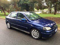 2004 Holden Astra Sedan Subiaco Subiaco Area Preview