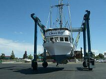 Commercial Fish Boat Comox / Courtenay / Cumberland Comox Valley Area image 2