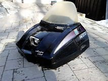 1970's Arctic Cat Chassis's and hoods Peterborough Peterborough Area image 2