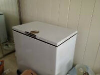 Chest Freezer-Perfect for Garage or Basement