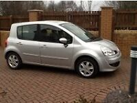 QUICK SALE 2008 RENAULT MODUS 1.2 DYNAMIQUE 5DR 61000 MILES,IMMACULATE INSIDE AND OUT,FAULTLESS CAR.