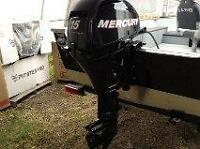 MERCURY OUTBOARD 15 HP ELPT
