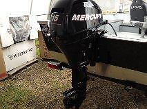 MERCURY OUTBOARD 15 HP ELPT